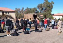Photo of Ingresan jóvenes en todo Chile a cumplir con su Servicio Militar en diversas unidades en todo Chile