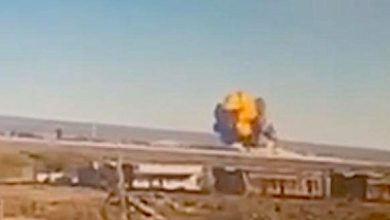 Photo of EXPLOSION PLANTA ENAEX CALAMA