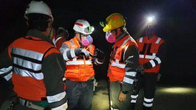 Photo of Vicepresidente de Abastecimiento de Codelco visitó División Salvador para conocer avances de Rajo Inca