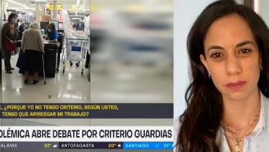 Photo of Diputada Paulina Nuñez pedirá no se pida permiso a mayores de 80 años