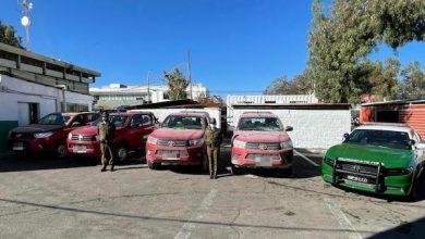 Photo of En tiempo récord carabineros recupera camionetas robadas en Calama