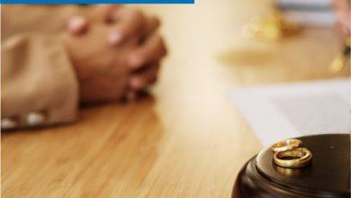 Photo of Proponen reducir a la mitad los plazos para el divorcio de común acuerdo y el unilateral