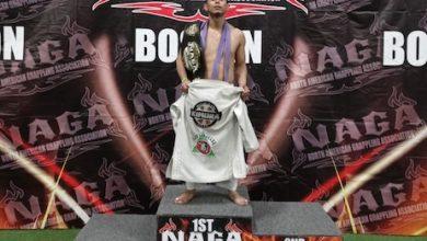 Photo of Chuquicamatino se coronó campeón de importante torneo de Jiu Jitsu en Estados Unidos