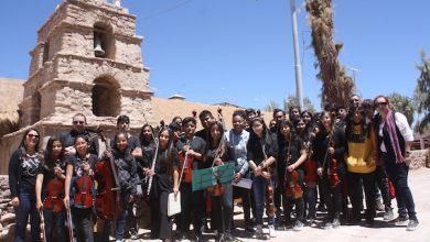 Photo of Orquesta del Altiplano: 16 años motivando a niños y niñas del Alto Loa con la música