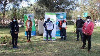 Photo of Mutual de Seguridad entrega Sello Verde Covid-19 a Tratacal