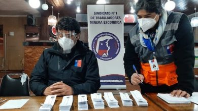 Photo of El 99,5% de mineros de Escondida votaron la huelga