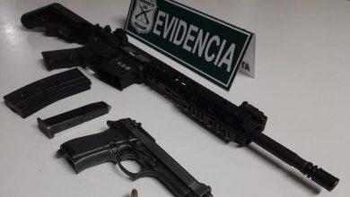 Photo of Carabineros detiene a sujeto quien amenaza con atropellar a funcionarios policiales