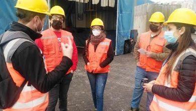 Photo of ATI desarrolla proyectos de mejoramiento operacional con estudiantes Capstone Projects de la UCN