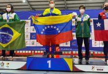 Photo of Promesas locales de la esgrima brillan en Sudamericano realizado en Colombia