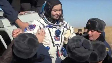 Photo of Regresan a Tierra cineastas rusos que grabaron la primera película en el espacio