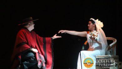"""Photo of Compañía de teatro calameña se tomó la tercera noche del """"X Festival de Teatro de Invierno de Calama, FENTIC 2021"""""""