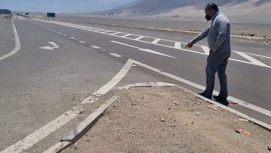 Photo of Alcalde de Mejillones y Seremi MOP fiscalizan Ruta 1 que lleva a Michilla y Hornitos