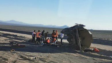 Photo of Ejército investiga accidente de camión militar que dejó a un militar grave y otro herido