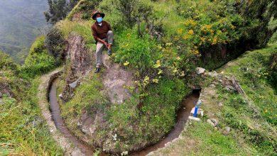 Photo of En las altas montañas de Lima se siembra el agua con ingeniería prehispánica