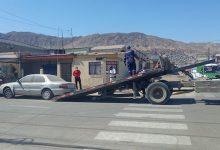 Photo of Carabineros y Municipalidad retiran vehiculos abandonados