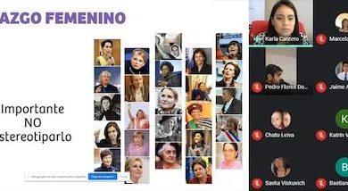 Photo of SEREMI DE LA MUJER DA INICIO A CICLO DE CHARLAS DE LIDERAZGO FEMENINO