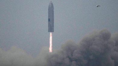 Photo of SpaceX logra aterrizaje en quinta prueba de su cohete Starship