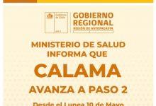 Photo of Calama a Fase 2 y Ollagüe a Fase 4 desde el lunes 10 mayo