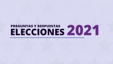 Photo of Preguntas frecuentes Elecciones 2021: Todo lo que necesitas saber sobre el proceso electoral de este 15 y 16 de mayo