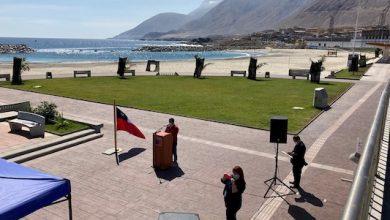 Photo of Inauguran nuevo borde costero de playa El Salitre en Tocopilla