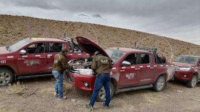 Photo of Carabineros recupera cuatro camionetas robadas antes de salir de Chile