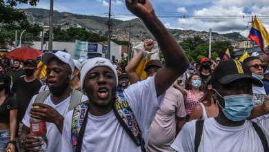 Photo of Colombia en crisis: los rostros jóvenes del descontento en 19 días de protestas
