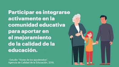 Photo of Apodérate: consulta ciudadana busca conocer la experiencia de centros de padres en pandemia