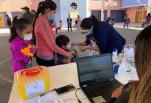 Photo of Comenzó vacunación contra influenza a estudiantes básicos
