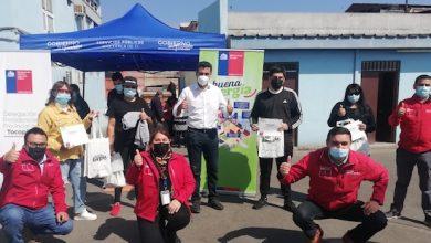 Photo of Programa Con Buena Energía capacitó sobre eficiencia energética y entregó kits de ampolletas LED a Bomberos y Cruz Roja de Tocopilla