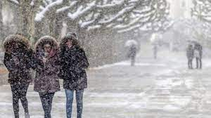Photo of Brasileños disfrutan la nieve