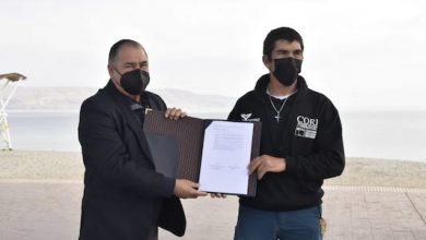 Photo of Municipalidad de Mejillones y Cifamac firmaron convenio de cooperación medioambiental
