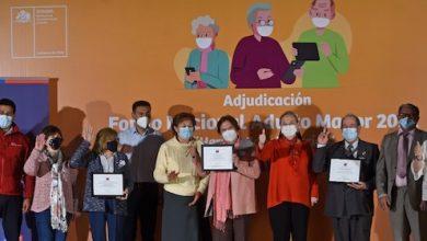 """Photo of Primera Dama junto a ministra de Desarrollo Social  entregan Fondo del Adulto Mayor """"Hernán Zapata"""""""