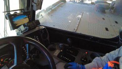 Photo of Trabajadores de Codelco Salvador implementan cámaras de retroceso en camiones Caex