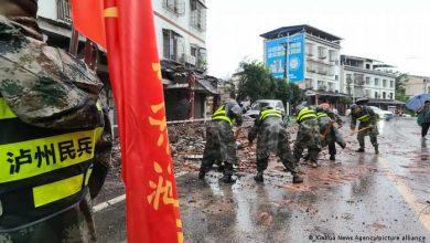 Photo of Terremoto en China deja tres fallecidos en provincia de Sichuan