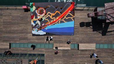 Photo of Obras de artistas de Nigeria, Chile, Costa Rica, Brasil, México y España desbordan el Muelle Histórico de Antofagasta