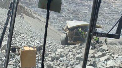 Photo of ÚLTIMA HORA: Camión extracción mina Collahuasi desbarranca
