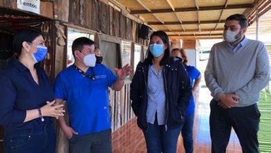 Photo of Ministra Karla Rubilar llegó hasta la región de Antofagasta para visitar el primer centro de estadía para migrantes
