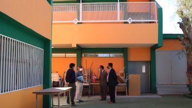 Photo of Escuela Andrés Bello presenta un 98 % de avance en las obras de conservación