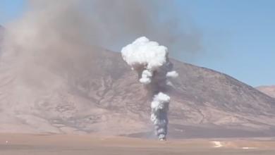 Photo of Destruyen toneladas de fuegos artificiales