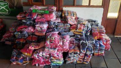 Photo of Pillan millonaria carga de ropa falsificada en San Pedro de Atacama